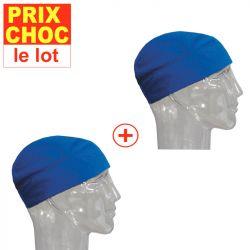 2 bonnets rafraîchissants