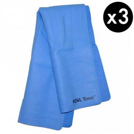 Lot de 3 serviettes rafraîchissantes Cool Towel Pro