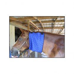 ouvre-épaules rafraîchissant pour cheval Hyperkewl - Bleu