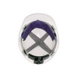 Compresse Coolpax pour casque - Front, Bleu