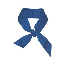 Foulard rafraîchissant Coolpax changement de phase - bleu