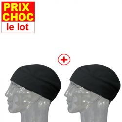 Lot promo 2 bonnets rafraîchissants Hyperkewl