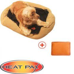 Tapis chien réchauffant