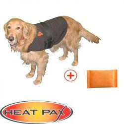 Manteau chien réchauffant Heatpax