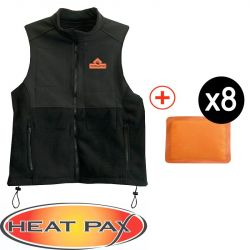 Veste réchauffante Heatpax