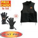 Veste + gants Sport