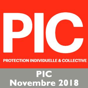 PIC Novembre 2018