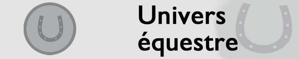 Techniche univers équestre
