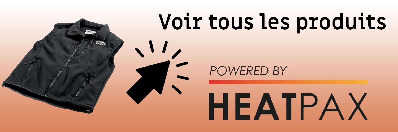 produits Heatpax