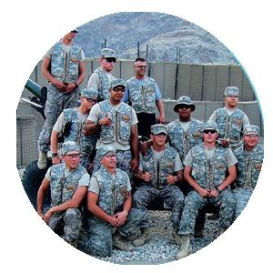 Techniche groupe militaire