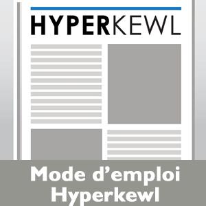 Mode emploi Hyperkewl
