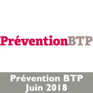 Prévention BTP