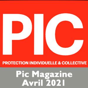Pic Magazine - prévention